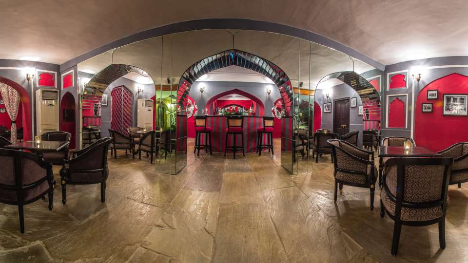 Mehrab Panorama Royal Herita Royal Heritage Haveli by Niraamaya Retreats Jaipur Hotel in Rajasthan