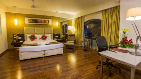 Bliss Hotel in Tirupati Club Rooms 4