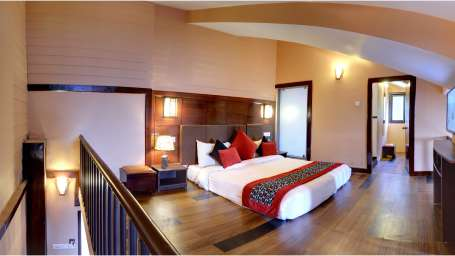 FAMILY SUITE at Summit Golden Crescent Resort Spa Gangtok 1