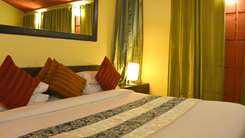 Kadkani Riverside Resorts, Coorg Coorg Den Room Kadkani River Resort Coorg 15