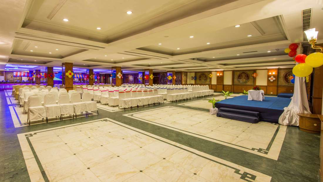 Hotel Bliss Luxury Hotel in Tirupati Online Booking banquet hall