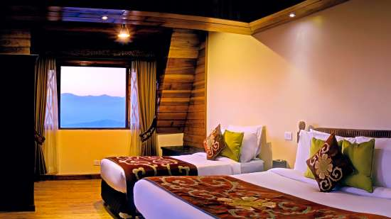 Deluxe Summit Hermon Resort and Spa Darjeeling 2