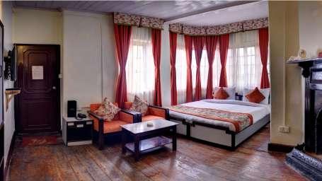 Heritage Summit Swiss Heritage Hotel Darjeeling