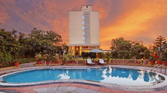 Hotel TempleTree Facade 3