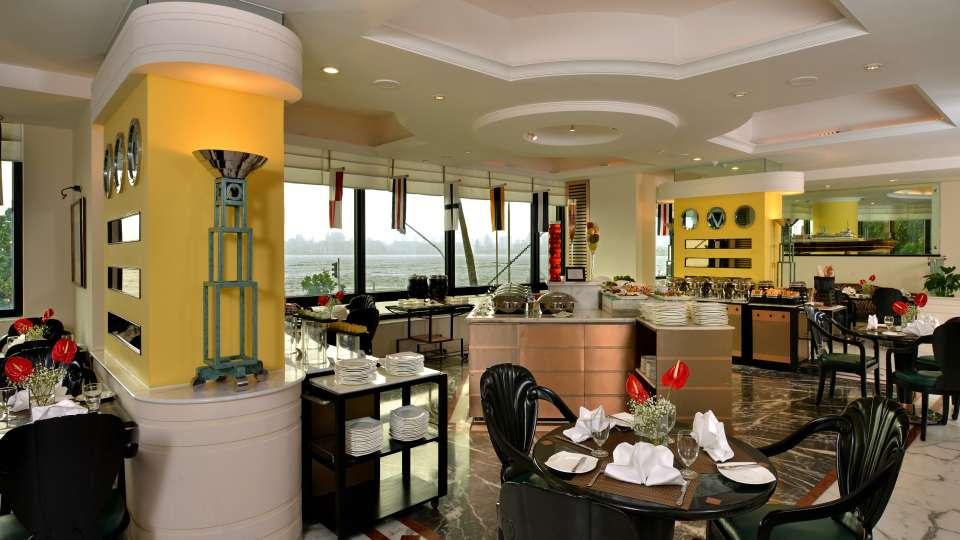 Restaurant Sarovar Hotels - Marine Plaza Mumbai 4