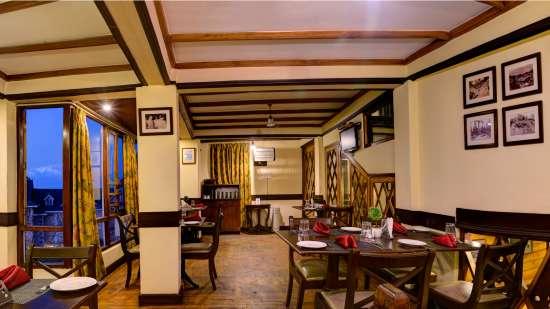 Summit Grace Hotel and Spa Darjeeling 2