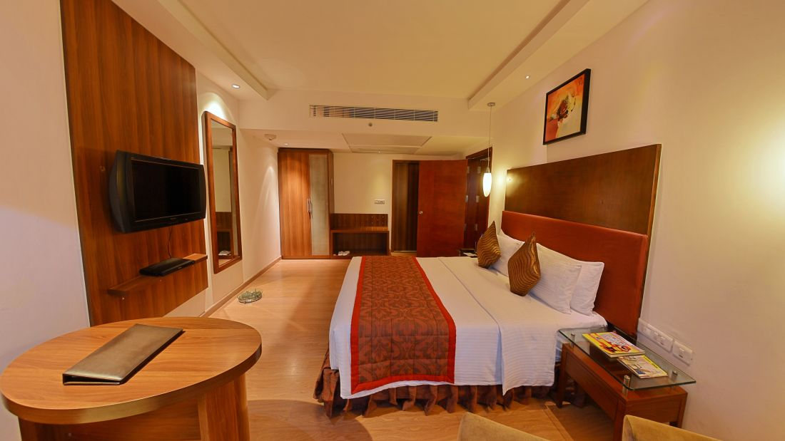 executive suites, suites in coimbatore, hotel gokulam park