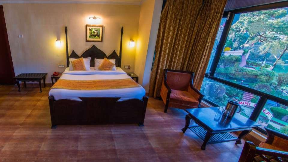 Hotel Himalaya, Nainital Nainital Dlx lake facig room
