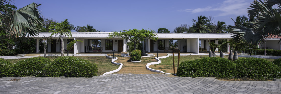 Cottage Sea View at Chariot Beach Resort in Mahabalipuram