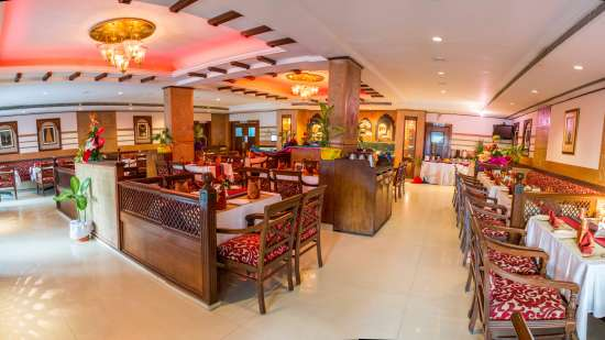 Khazana Restaurant, Hotel Bliss, Multi-Cuisine Restaurant In Tirupati