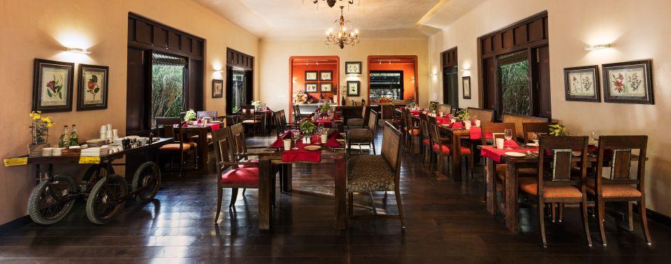 The Coriander Leaf-Restaurant in Bhopal-Jehan Numa Retreat-Luxury Hotels in Bhopal 9