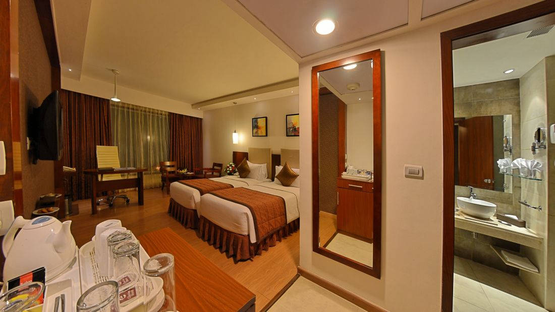 executive rooms, coimbatore hotel, hotel gokulam park 1