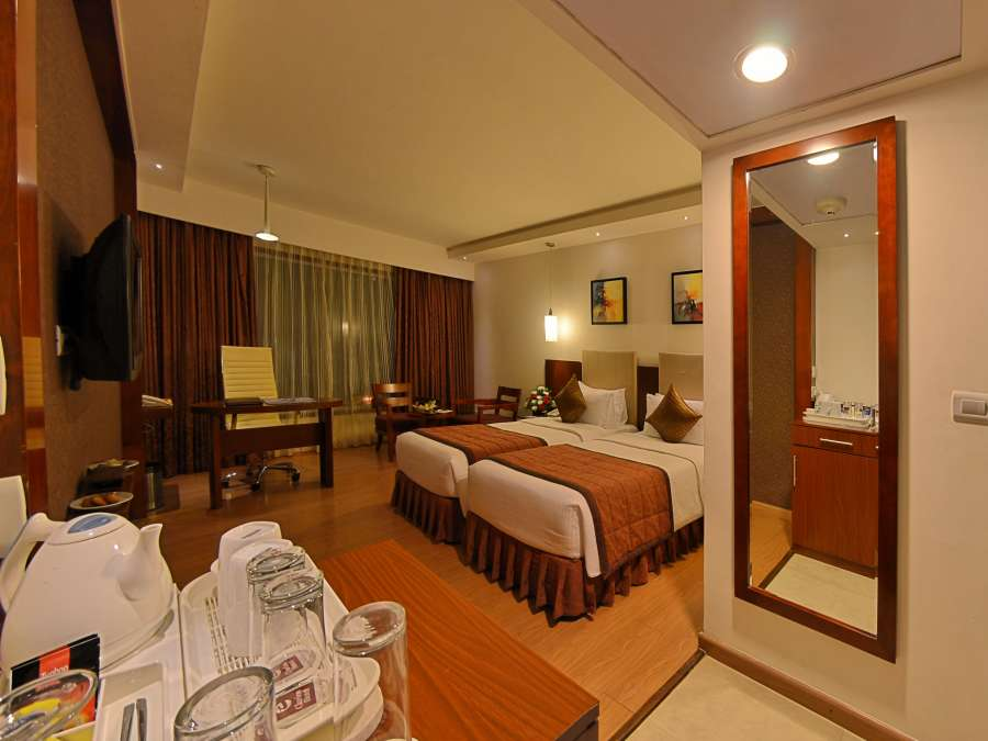 alt-text executive rooms, coimbatore hotel, hotel gokulam park 1