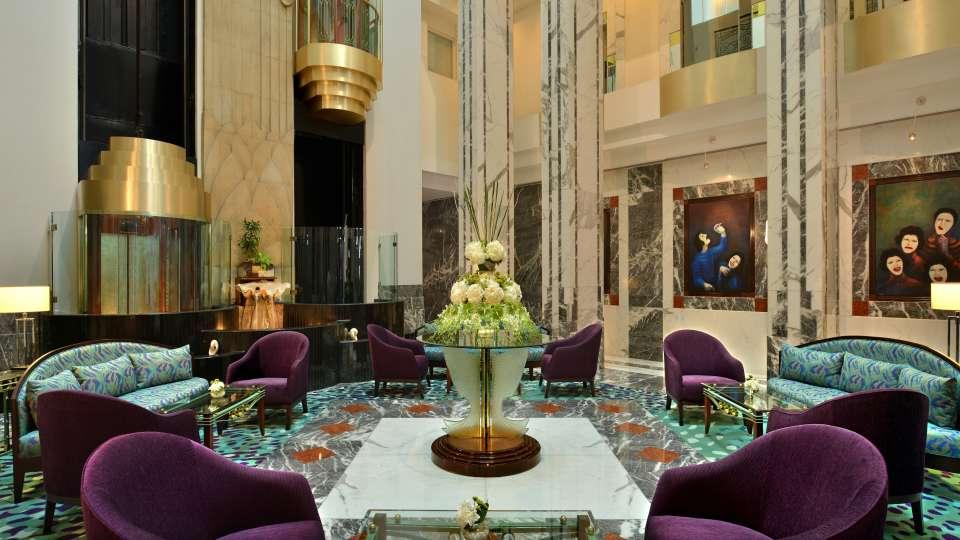 Lobby Sarovar Hotels - Marine Plaza Mumbai 4