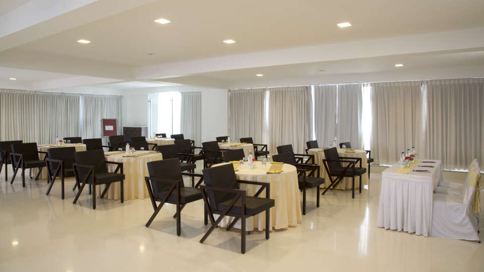 Springs Hotel & Spa, Bangalore Bengaluru Conclave Banquet Hall 1 Springs Hotel Spa