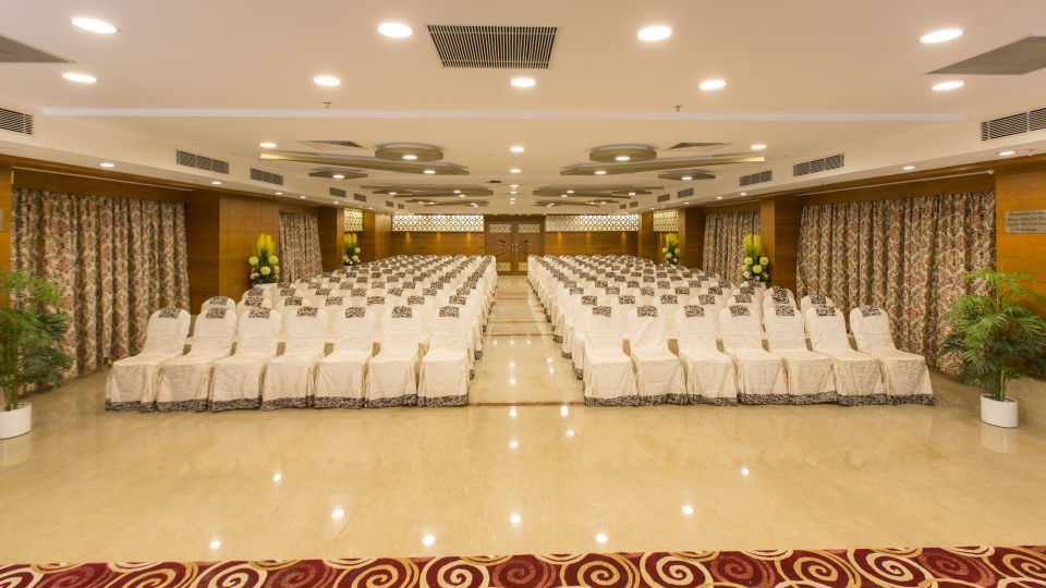 Hotel Pai Viceroy, Tirupati Tirupati Hotel Pai Viceroy Tirupathi Sammilan Banquet Hall 10