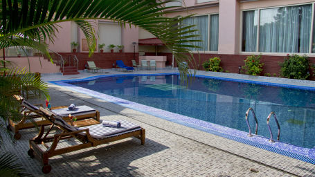Poolside 3 The Piccadily Lucknow
