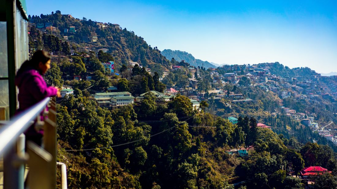 camping in mussoorie is a common activity