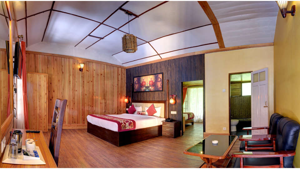 Family Cottage Summit Barsana Resort Spa Kalimpong