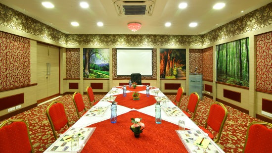 Panorama Hall Hotel Royal Court Madurai 1