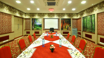 Panorama Hall Hotel Royal Court Madurai 1