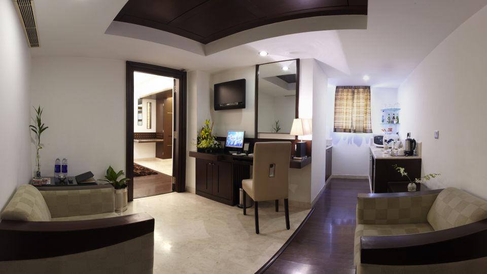 The President Hotel, Jayanagar, Bangalore Bangalore Studio Room The President Hotel Jayanagar Bangalore 3