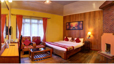 Premium Cottage Summit Barsana Resort Spa Kalimpong