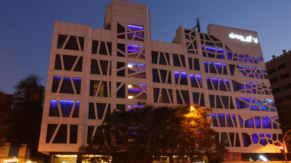 Facade, Hotel Dragonfly, Dragon Andheri East Hotels,