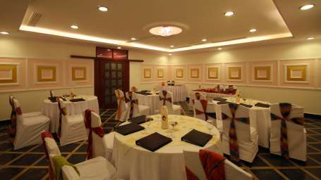 Clarks, Khajuraho Khajuraho Mini Conference Hall Clarks Khajuraho