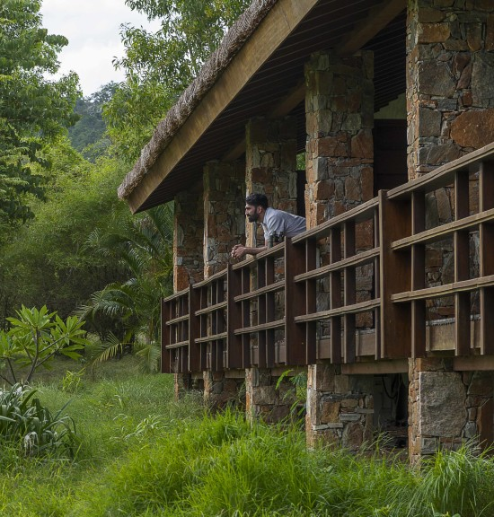 Mountain View Courtyard, Stay in Bandipur, The Serai Bandipur,  Luxury Resorts in Bandipur
