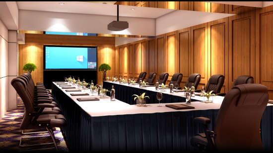 Conference Hall Sobit Sarovar Portico Goa