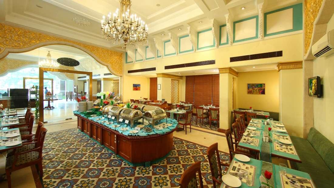 The Crystal Restaurant Hotel Royal Court Madurai