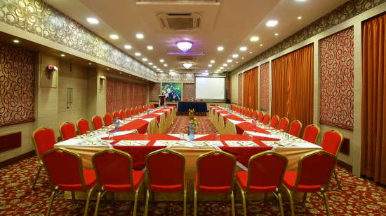Majestic Conference Hall Hotel Royal Court Madurai