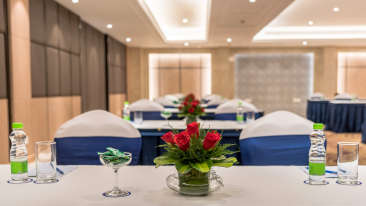 Banquet Hall at  Park Inn, Gurgaon - A Carlson Brand Managed by Sarovar Hotels, best banquets in gurgaon 10