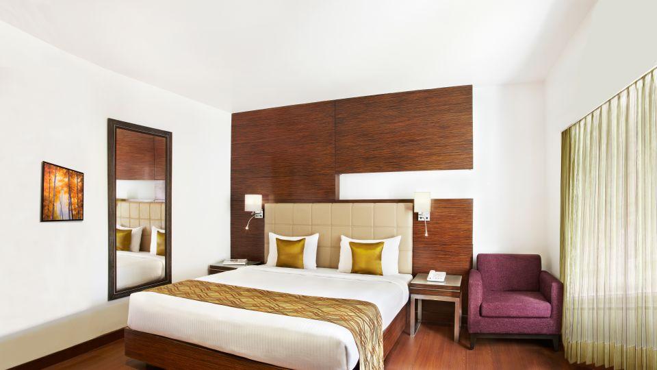 Superior Rooms at Suba Star Ahmedabad Hotel rooms in Ahmedabad
