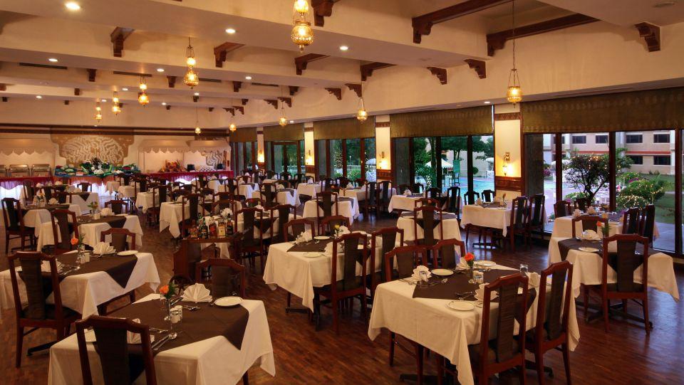 Clarks, Khajuraho Khajuraho Darpan Restaurant Clarks Khajuraho