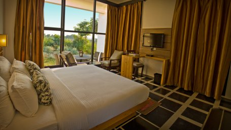 Country View Suite The Golden Tusk Ramnagar, Suite near Corbett 2
