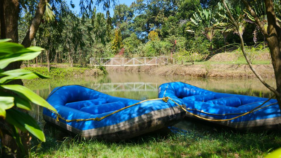 kadkani Boating lake
