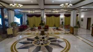 Lobby Hotel Kanha Shyam Allahabad3