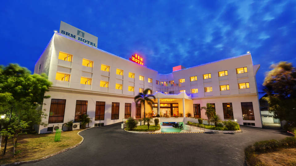 SRM Hotel in Tuticorin, Tuticorin Hotel