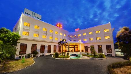 SRM Hotel in Tuticorin, Tuticorin Hotel