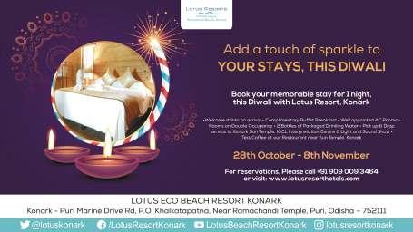 Lotus Diwali Stay Offer - TV Adaptations