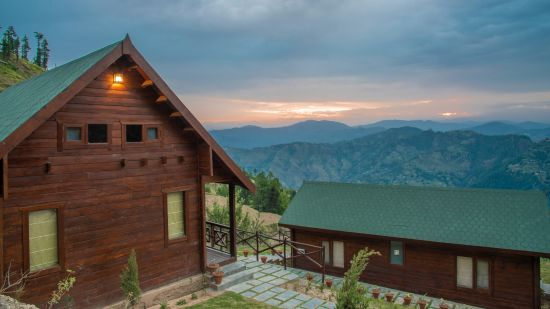 Woodays Resort Shimla _Luxury Resorts in Kufri_Cottages in Shimla 911