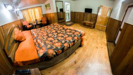 Balcony Rooms in Nainital, The Pavilion Hotel, Nainital Hotel 8