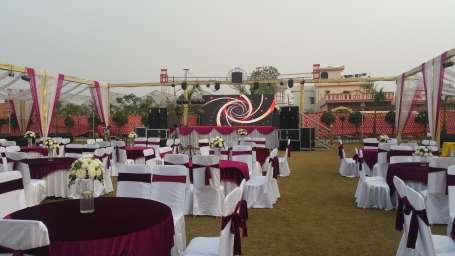 Garnett Lawn at The Solitaire Dehradun 2