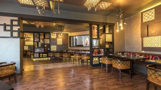 Masala Room- The Hans Hotel Hubli 3
