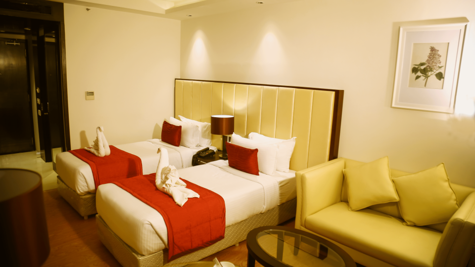 Hotel TGI Grand Fortuna, Hosur Hosur Superior Rooms Hotel TGI Grand Fortuna Hosur 8