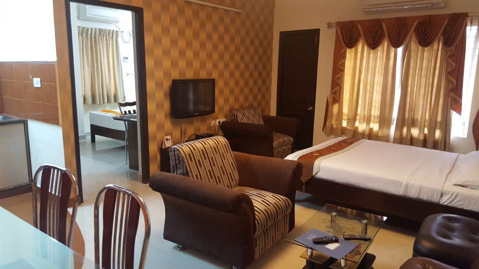 Maple Suites Serviced Apartments, Bangalore Bangalore 20170710 170456
