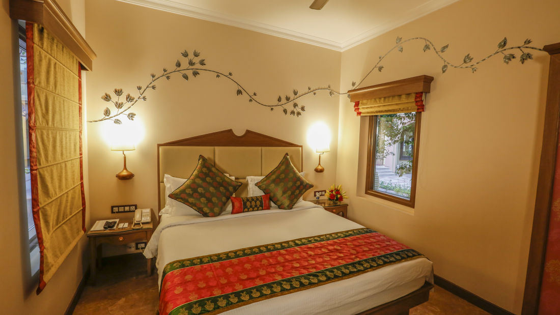 Heritage Superior, Heritage Village Resort and Spa, Rooms in Manesar 2