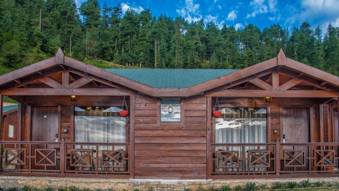 Woodays Resort Shimla _Luxury Resorts in Kufri_Cottages in Shimla 5